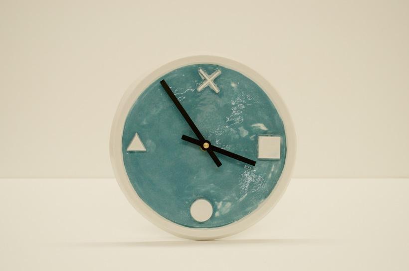 19 - Bauhaus Clock